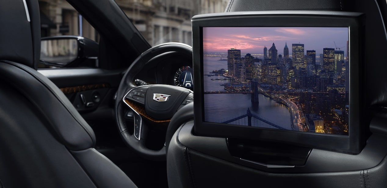 2019 CT6 Sedan Infotainment