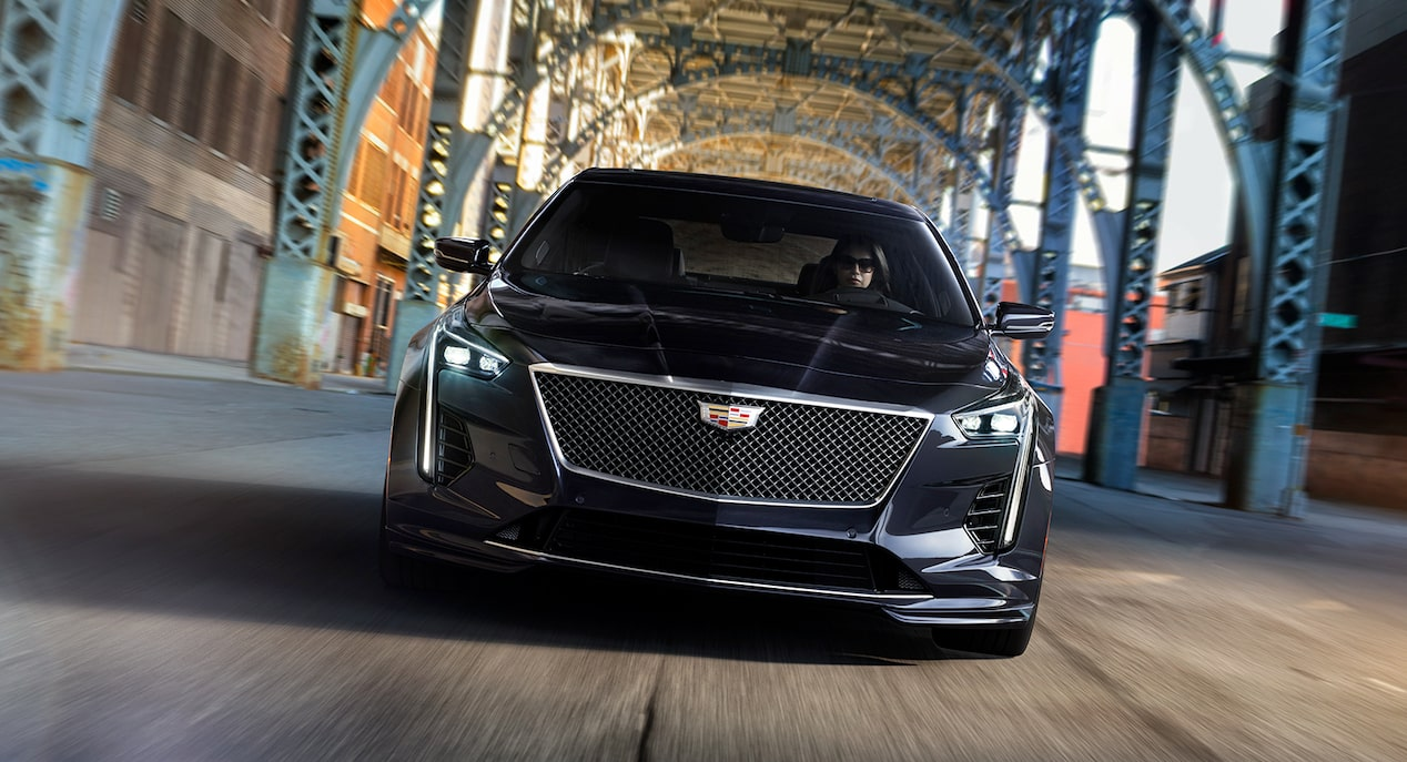 2019 Ct6 Sedan Photo Gallery Cadillac