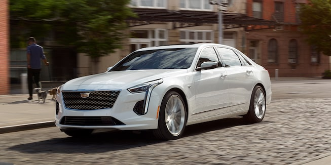 2019 CT6 Sedan - Photo Gallery | Cadillac