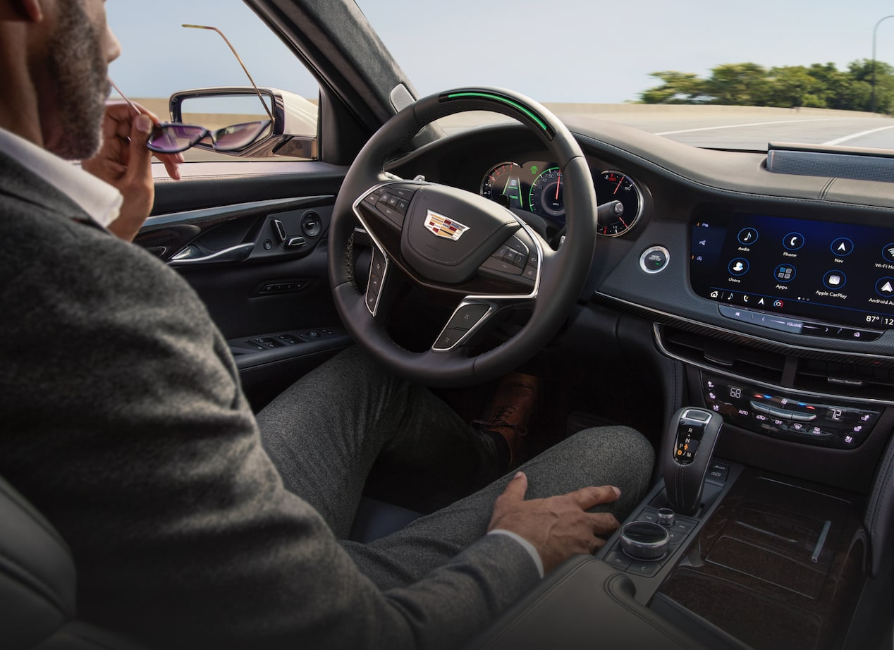 2019 CT6 Sedan Hands Free Technology