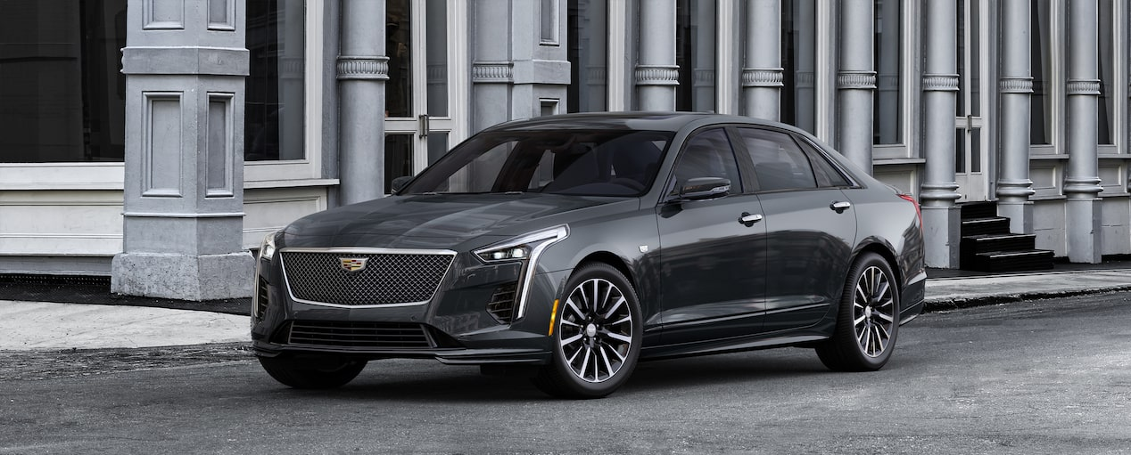 2019 CT6 Sedan Exterior Colorizer in Manhattan Noir Metallic