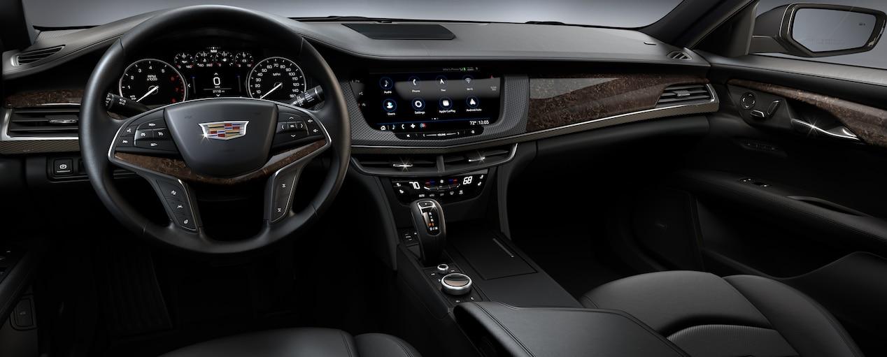 2019 Ct6 Sedan Cadillac