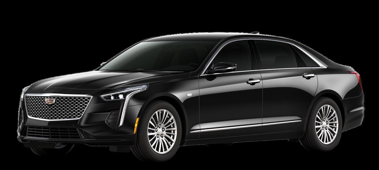 2019 CT6 Sedan - Luxury Trim   Cadillac