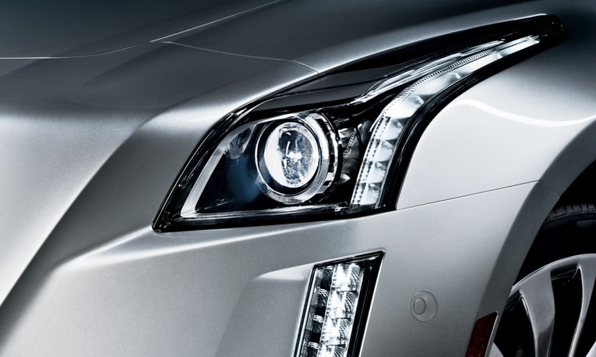 CTS Sedan Highlight Close Up