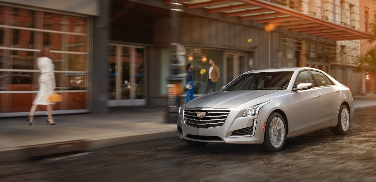 CTS Sedan with All-Wheel Drive