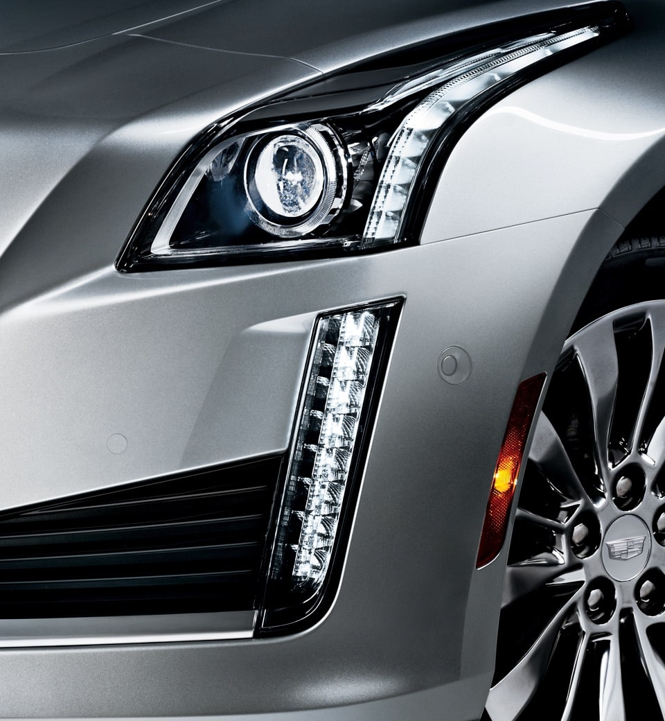 CTS Sedan Headlight