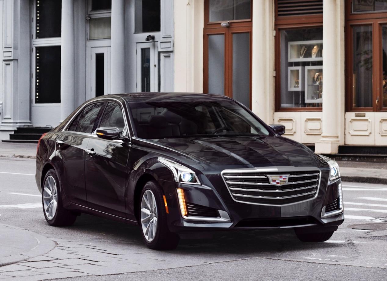2019 Cts Sedan Photo Gallery Cadillac