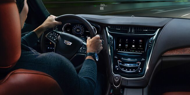 2019 CTS Sedan - Photo Gallery | Cadillac