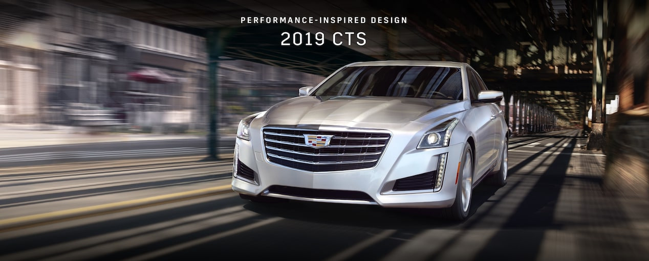 2019 Cadillac Cts >> 2019 Cts Sedan Cadillac
