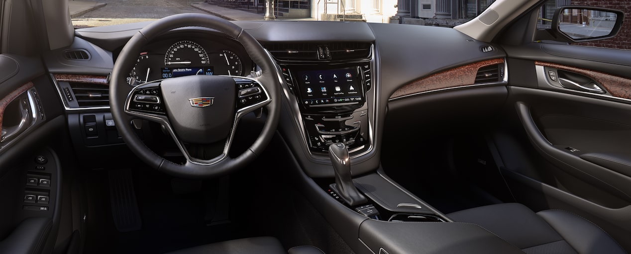 2019 CTS Sedan Interior Dashboard