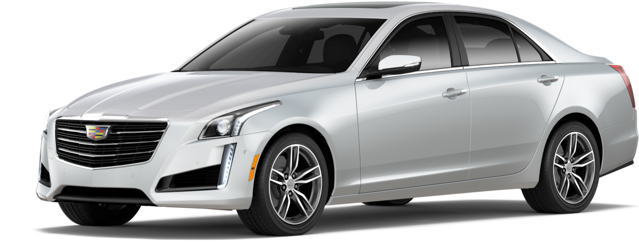 CTS Sedan V-Sport Premium Luxury Trim