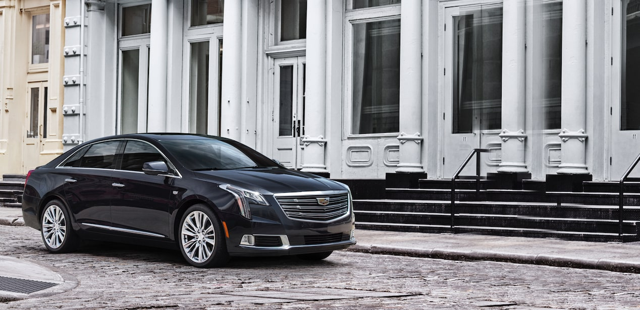 XTS Sedan with Magnetic Ride Control