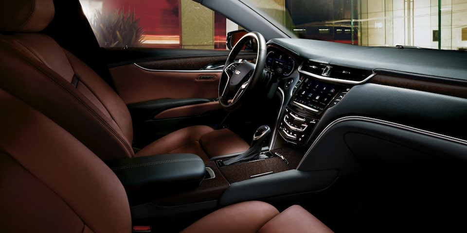 XTS Sedan Dashboard and Seats