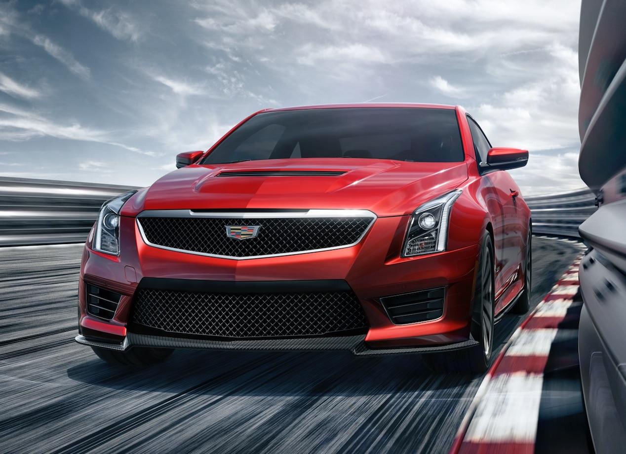 Cadillac Ats V Coupe >> 2019 ATS-V Coupe - Photo Gallery | Cadillac
