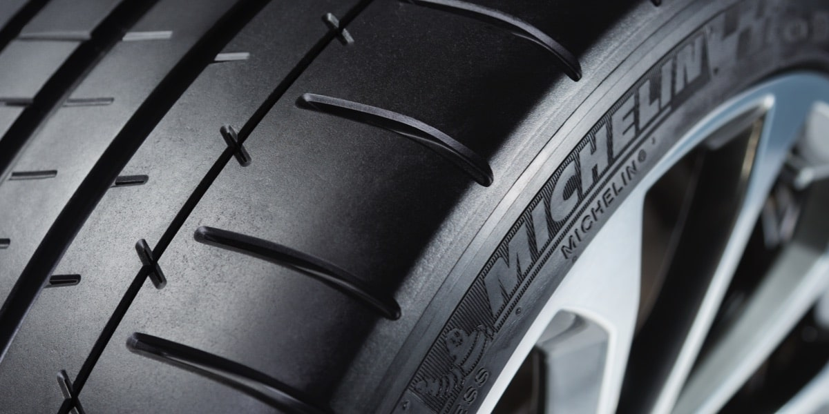 Track-Capable Michelin Tires