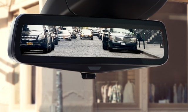 Camera Rearview Mirror