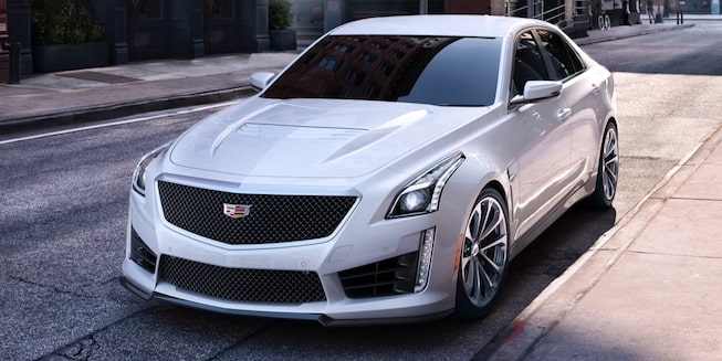 2019 CTS-V Sedan - Photo Gallery | Cadillac