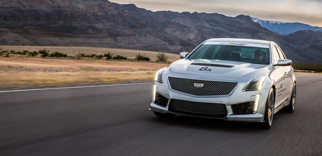 CTS-V at V-Performance Academy