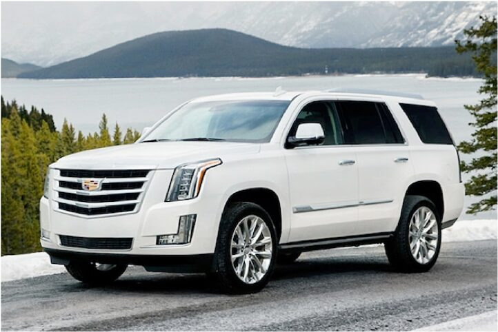2020 Cadillac Escalade Full-Size SUV with Stabilitrak