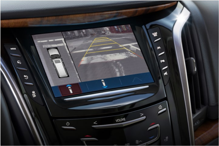 2020 Cadillac Escalade Full-Size SUV Rear Camera Mirror