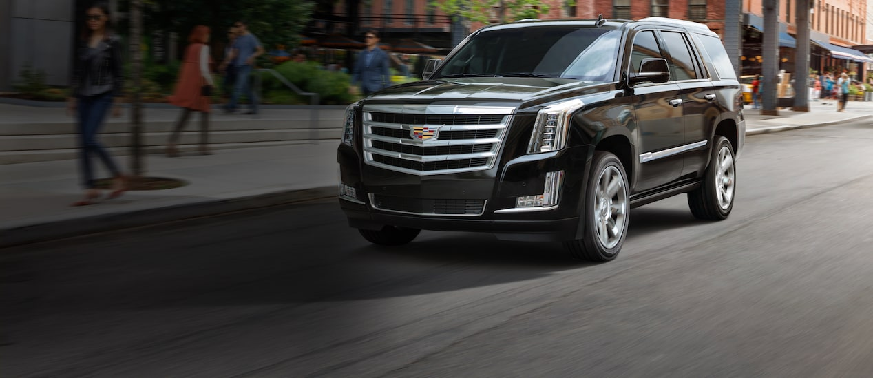 2020 Cadillac Escalade Full-Size SUV: Schedule a Test Drive
