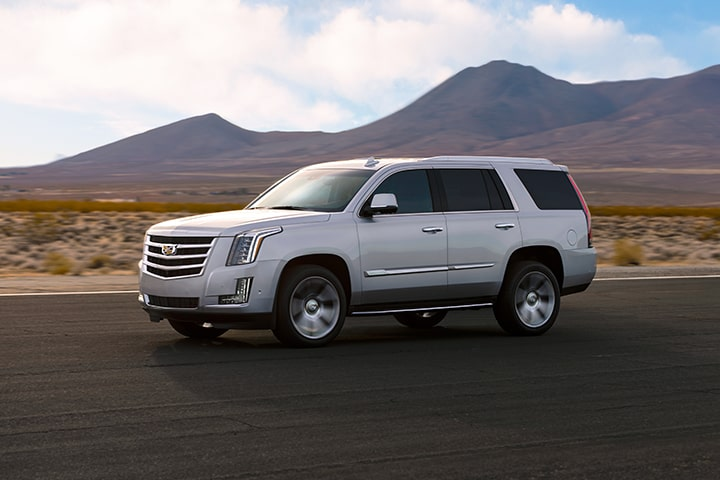 2020 Cadillac Escalade Full-Size SUV with 4-Wheel Drive