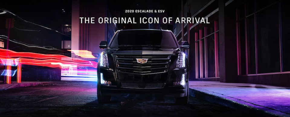 2020 Cadillac Escalade Full-Size SUV: The Original Icon of Arrival