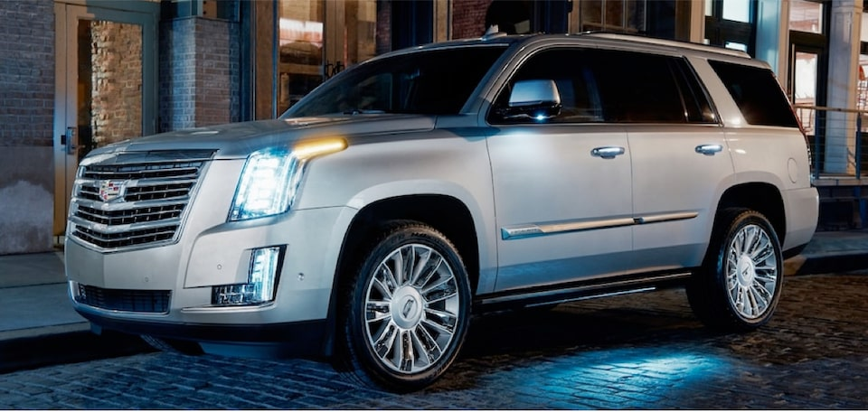 2020 Cadillac Escalade Full-Size SUV Front Headlights