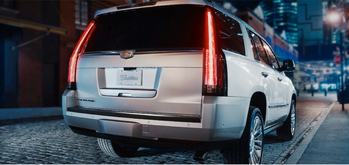 2020 Cadillac Escalade Full-Size SUV Rear Taillights