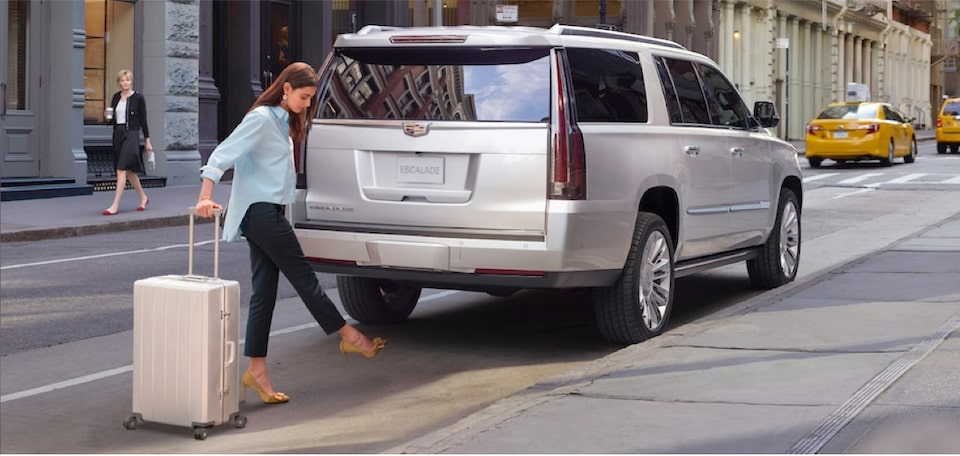 2020 Cadillac Escalade Full-Size SUV Hands Free Liftgate