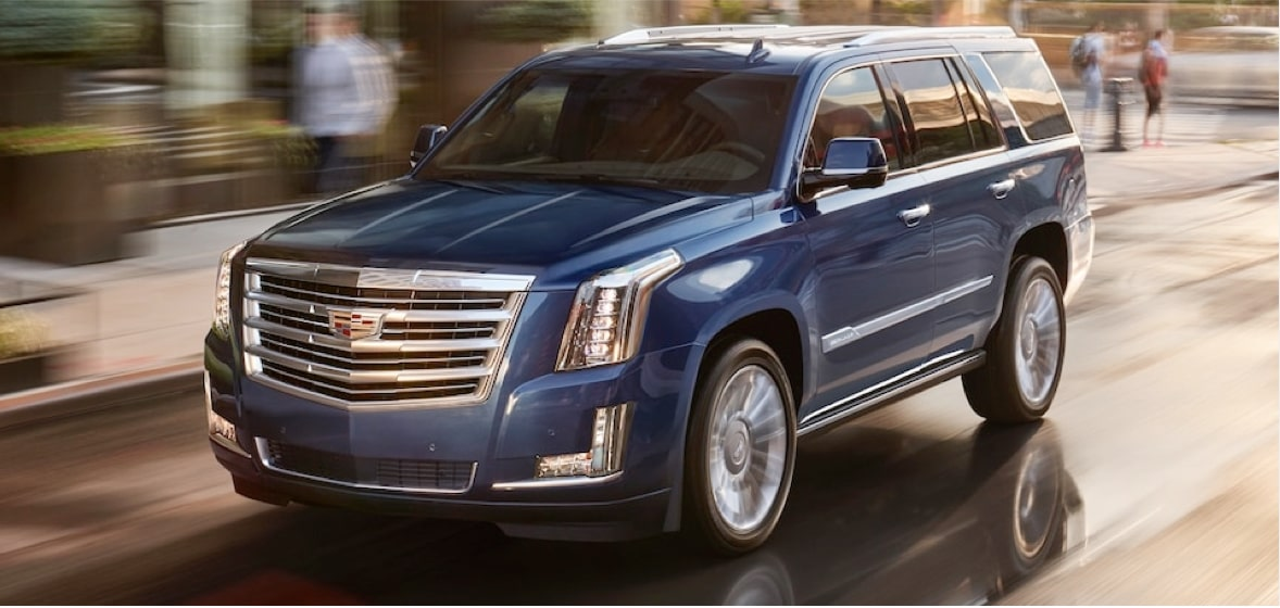 2020 Cadillac Escalade Full-Size SUV Front Grille Transmission