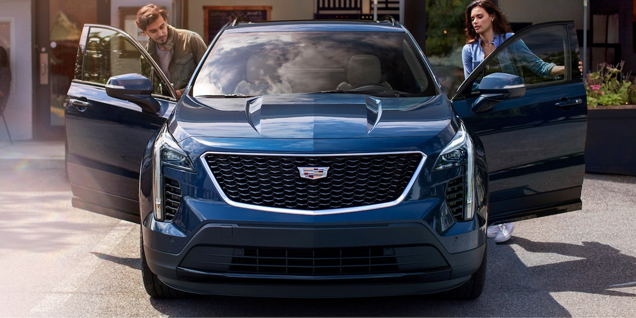 2020 Cadillac XT4 Compact SUV: Front Grille