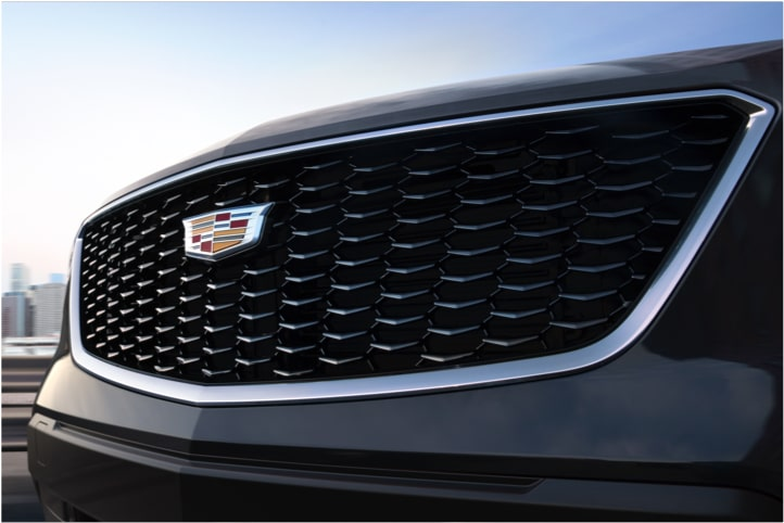 2020 Cadillac XT4 Compact SUV Sport Grille