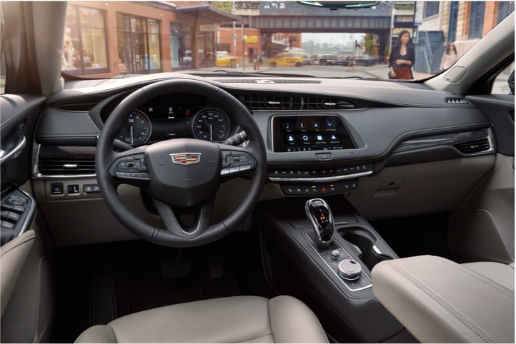2020 Cadillac XT4   Compact SUV   Model Overview
