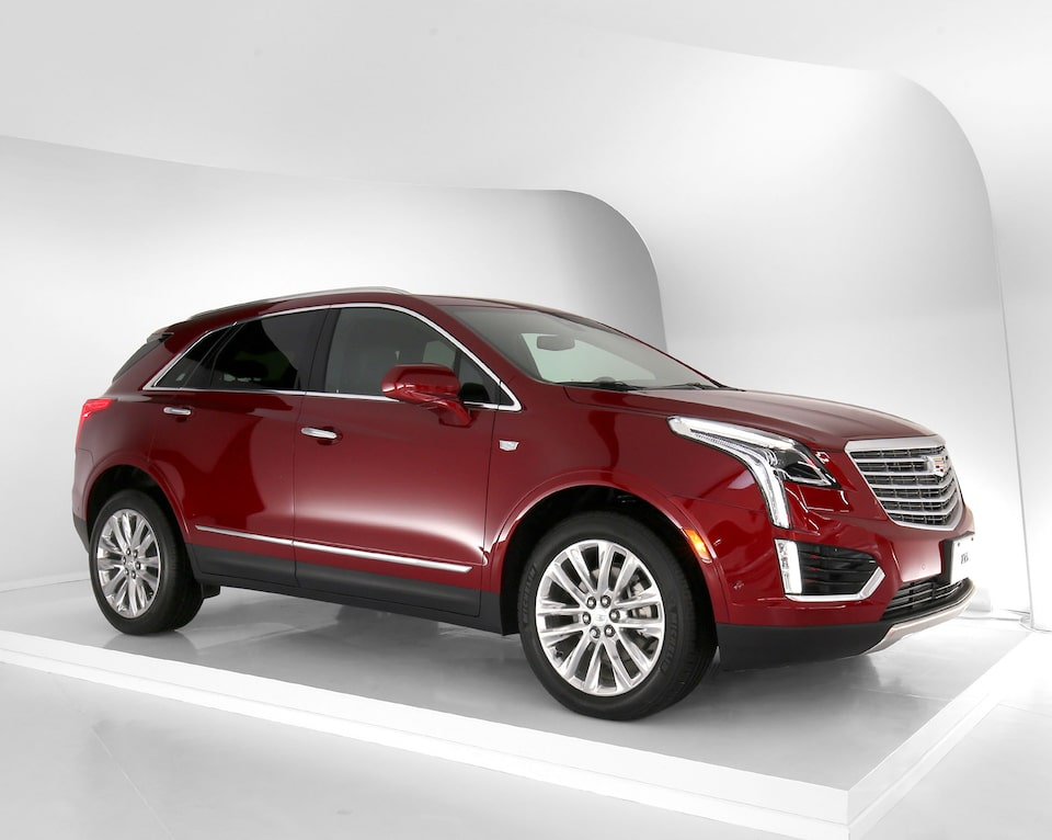 Cadillac Live: XT5 Compact Luxury SUV