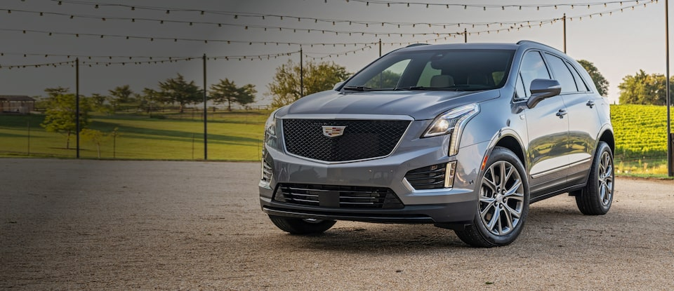 Cadillac XT5 Crossover test drive image