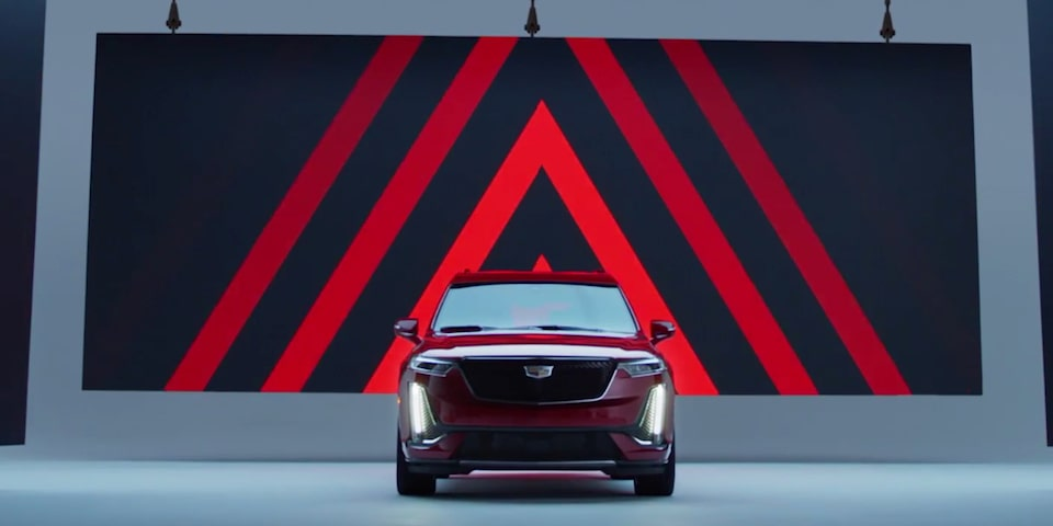 2020 Cadillac XT6: Russo Brothers Third Row