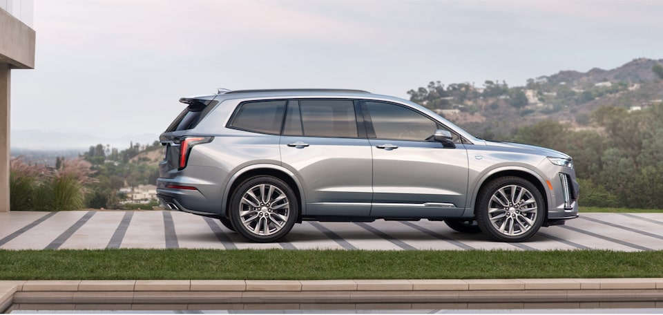 Sport trim level for the 2020 Cadillac XT6 SUV