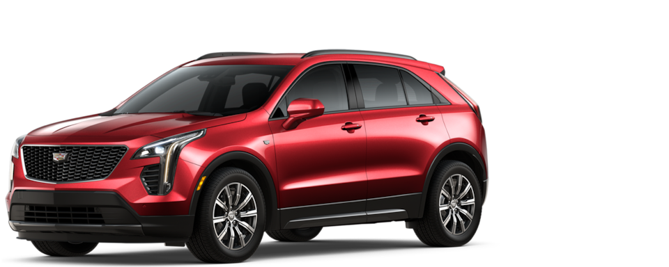 Cadillac XT4 Small Luxury SUV