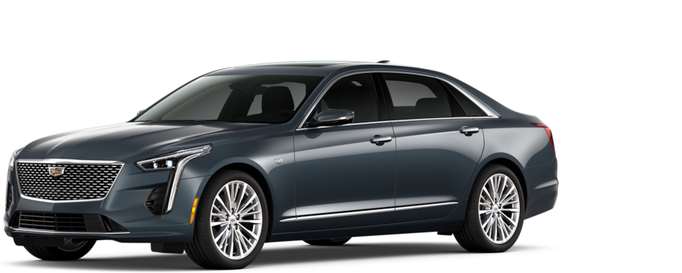 Cadillac CT6 Full-Size Luxury Sedan
