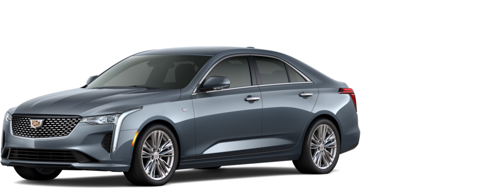 Cadillac CT4 Compact Luxury Sedan