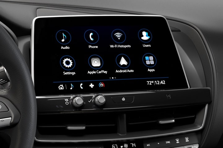 2020 Cadillac CT5 Sedan Infotainment