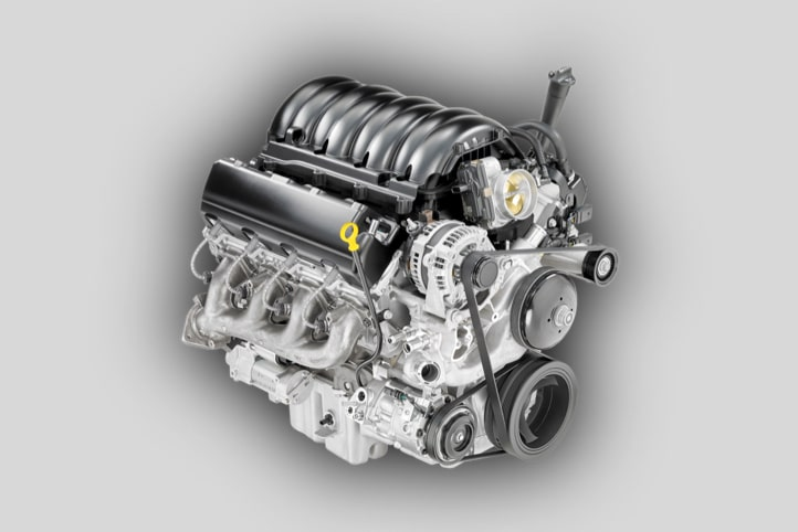 2021 Escalade Standard Engine