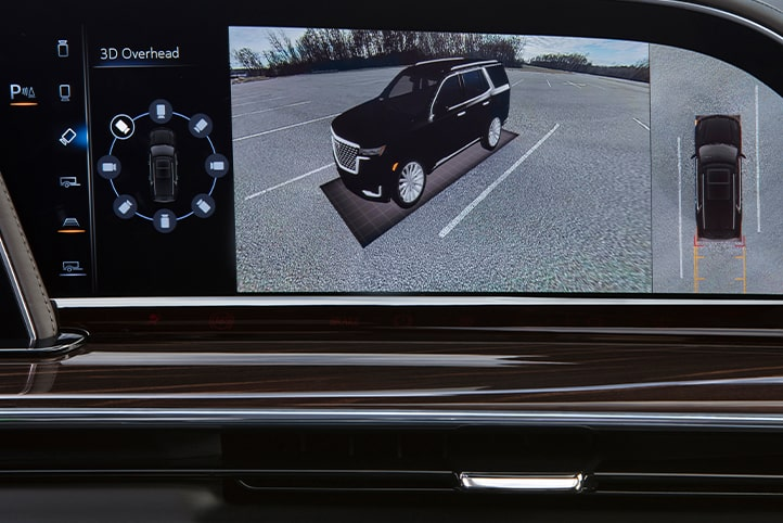 2021 Escalade Surround Vision
