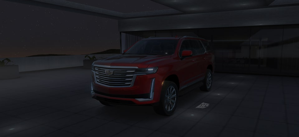 2021 Escalade Visualizer