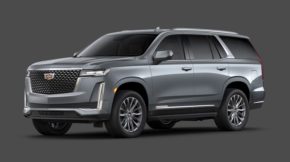 2021 Escalade Luxury