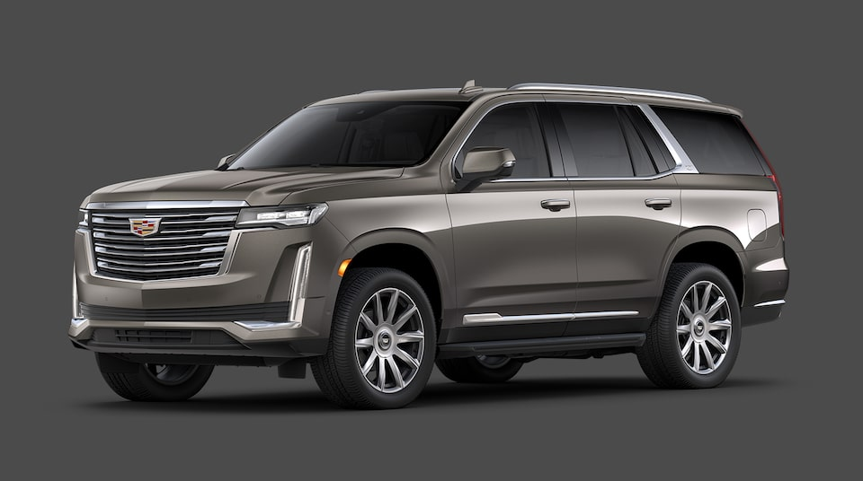 2021 Escalade Premium Luxury Platinum