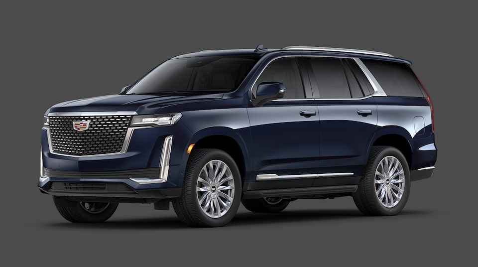 2021 Escalade Premium Luxury