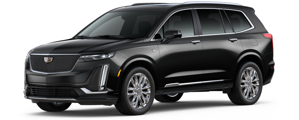 2021 Cadillac XT6: Radiant Package