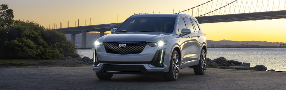 2021 cadillac xt6  luxury midsize suv  model overview
